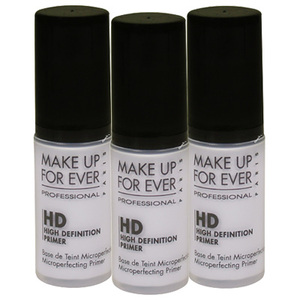 MAKE UP FOR EVER HD亮晰潤色隔離霜(5ml)*3#0
