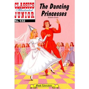 電子書 The Dancing Princesses