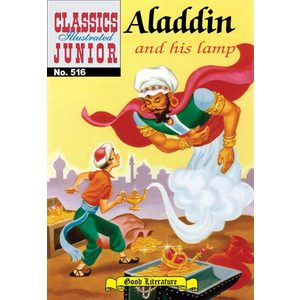 電子書 Aladdin and his Lamp