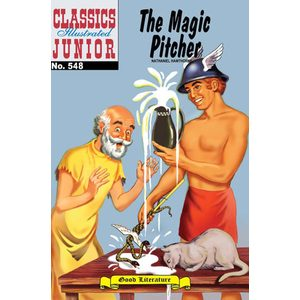 電子書 The Magic Pitcher