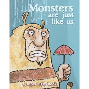 電子書 Monsters are just like us