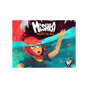 電子書 Mishka & the Sea Devil #1