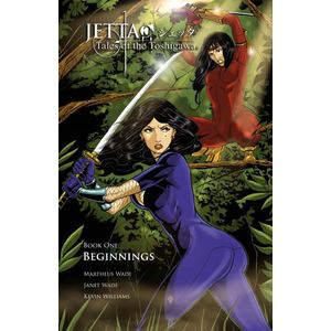 電子書 Jetta: Tales of the Toshigawa - Defiance #1