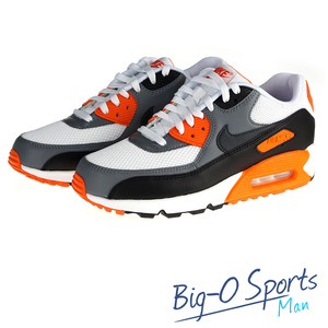 NIKE 耐吉AIR MAX 90 ULTRA ESSENTIAL 復古鞋 男 537384128 Big-O Sports