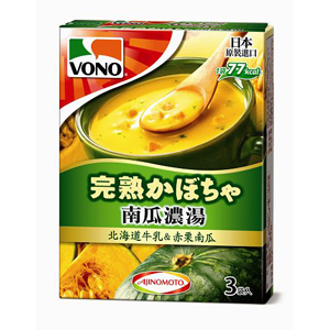 VONO CupSoup 南瓜濃湯 (18.0gX3包入)/盒