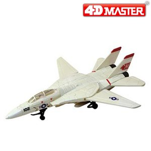 《4D MASTER》戰鬥機系列-F-14A VF-1 WOLFPACK 1:150