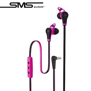 SMS STREET by 50 In-Ear Wired Sport 入耳式運動耳機(三色)