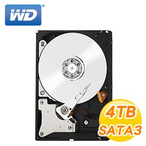 WD威騰 Red 4TB 3.5吋 5400轉 64M快取 SATA3紅標硬碟(WD40EFRX)