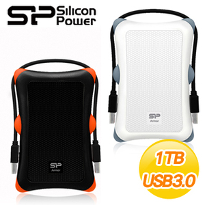 Silicon Power 廣穎 A30 1TB USB3.0 2.5吋行動硬碟