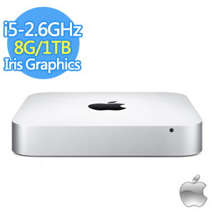 Apple Mac mini MGEN2TA/A (i5/1TB/8G/Intel Iris Graphics/OS X Yosemite)