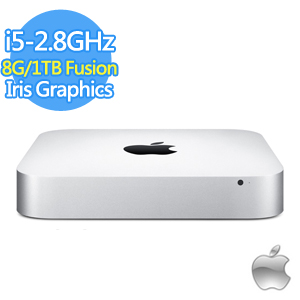 Apple Mac mini MGEQ2TA/A (i5/1TB/8G/Intel Iris Graphics/OS X Yosemite)