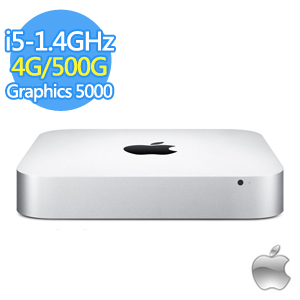 Apple Mac mini MGEM2TA/A (i5/500G/4G/Intel HD Graphics 5000/OS X Yosemite)