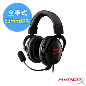 Kingston 金士頓 HyperX Cloud Core電競耳機