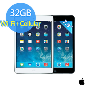 Apple iPad mini2 Wi-Fi+Cellular 32G版-超值組合