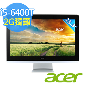 Acer Z3-715 23.8吋All in one 觸控液晶電腦 (i5-6400T/8G/2TB/Win10)