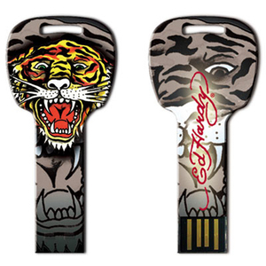 Choicee x Ed Hardy USB KEY 4GB 老虎刺青圖騰