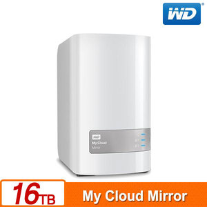 WD 威騰 My Cloud Mirror  Gen2  16TB  8TBx2  雲端儲