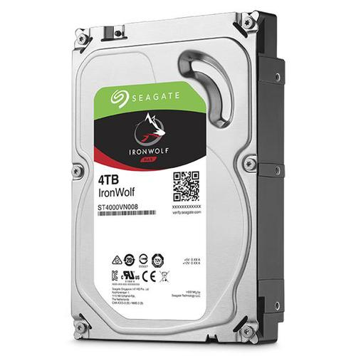 ★快速到貨★【IronWolf 4TB x4】ASUSTOR 華芸 AS-3104T 4Bay 網路儲存