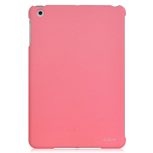 LUXA2 Sandstone iPad mini磨砂保護殼(粉紅)(LHA0087-D)