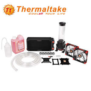 Thermaltake曜越 Pacific RL240水冷組合包(CL-W063-CA00BL-A)