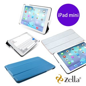 Zella Z-Smart-Lite iPad mini保護皮套(福利品)
