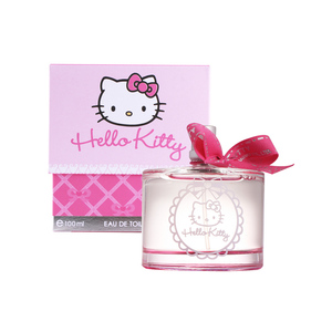 HELLO KITTY GIRL 女性淡香水100ml