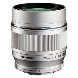 OLYMPUS M.ZUIKO DIGITAL 75mm F1.8 (公司貨)