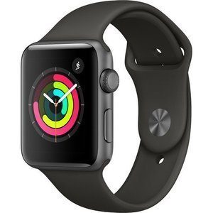 Apple Watch Series 3 Sport 42mm運動型錶帶