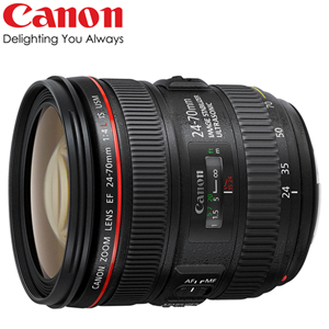 Canon EF 24-70mm F4.0L IS USM(平輸)-拆鏡白盒