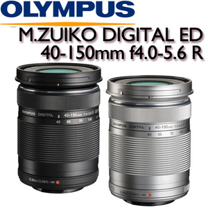 OLYMPUS M.ZUIKO DIGITAL ED 40-150mm F4.0-5.6 R 輕巧遠攝變焦鏡頭(平輸)