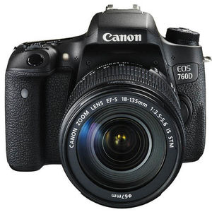 Canon EOS 760D+18-135mm IS STM (平輸中文)