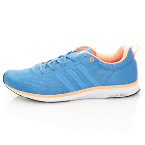 (男)ADIDAS ADIZERO FEATHER慢跑鞋藍B40776-