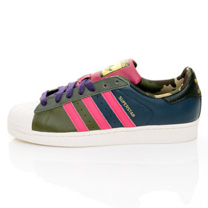 (男)ADIDAS SUPERSTAR ODDIT休閒鞋多彩S82759-