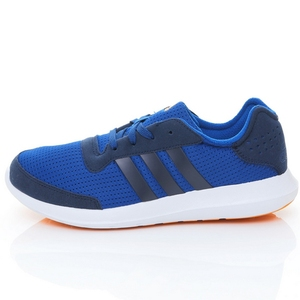 (男)ADIDAS ELEMENT REFRESH慢跑鞋藍AF6459-