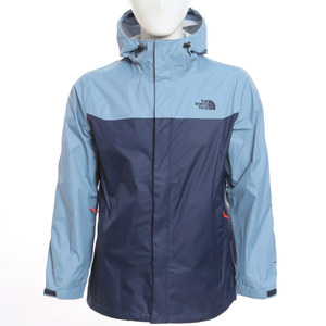 ^(男^)The North Face DV防水外套藍NF00CGL3FLW~
