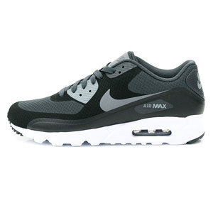 (男)NIKE AIR MAX 90 ULTRA ESSENTIAL慢跑鞋黑灰819474003-