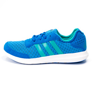 (男)ADIDAS ELEMENT REFRESH慢跑鞋藍AQ4965-
