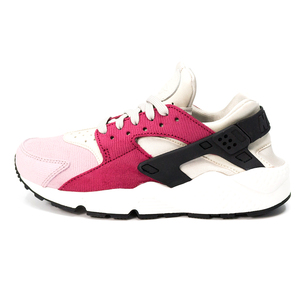 (女)NIKE WMNS AIR HUARACHE RUN PRM休閒鞋粉紅白683818006-