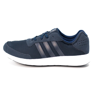 (男)ADIDAS ELEMENT REFRESH慢跑鞋深藍AQ2219-