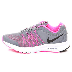 (女)NIKE WMNS NIKE AIR RELENTLESS 6 MSL慢跑鞋灰粉紅843883002-