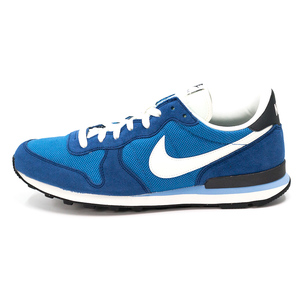(男)NIKE NIKE INTERNATIONALIST休閒鞋藍828041401-