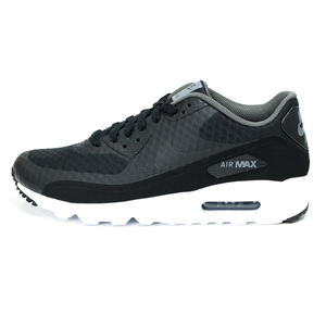 (男)NIKE AIR MAX 90 ULTRA ESSENTIAL慢跑鞋黑819474013-