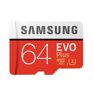 ◆快速到貨◆SAMSUNG三星 64GB EVO Plus U3 R100/W60mb microSDXC記憶卡