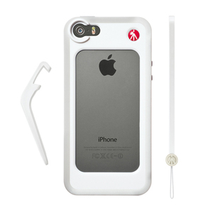 Manfrotto KLYP+  多功能 可站立式保護殼-  for iPhone5/5s -白