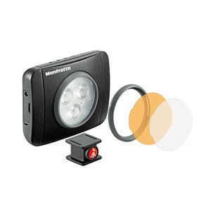 Manfrotto LUMIMUSE 3 LED燈 補光燈 MLUMIEPL-BK (公司貨)