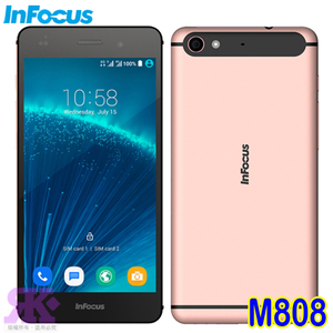 Infocus M808(32G) 5.2吋八核雙卡智慧手機