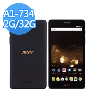 Acer Iconia TalkS A1-734 (2G/32G) 7吋四核通話平板 LTE版