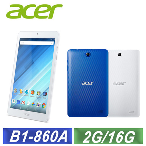 ACER 宏碁 Iconia One 8 B1-860A 四核心平板 (2G/16G)
