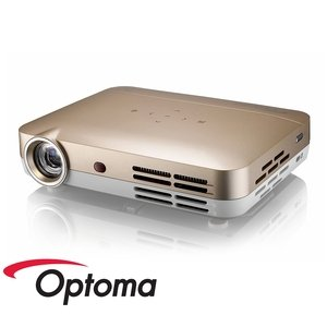 ★快速到貨★Optoma ML330 WXGA HD LED高清微型投影機 (金色)