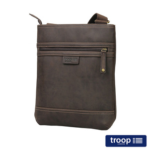 ~TROOP~ 新風格FAUX LEATHER斜背包 TLL001CE